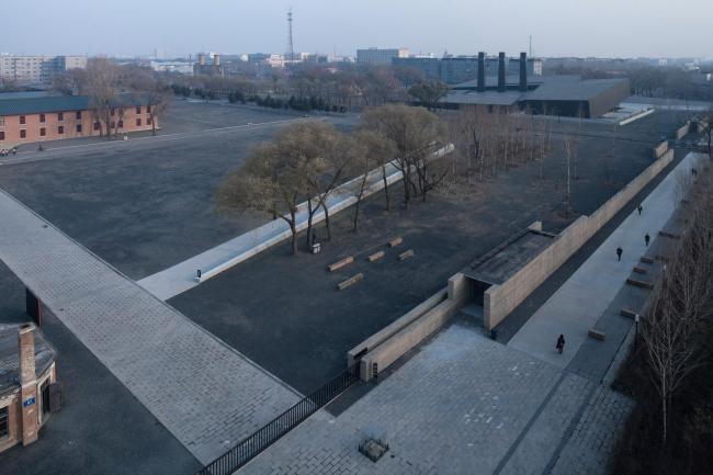 Выставочный зал доказательств преступлений японских захватчиков (Отряда 731). Фото © Yao Li