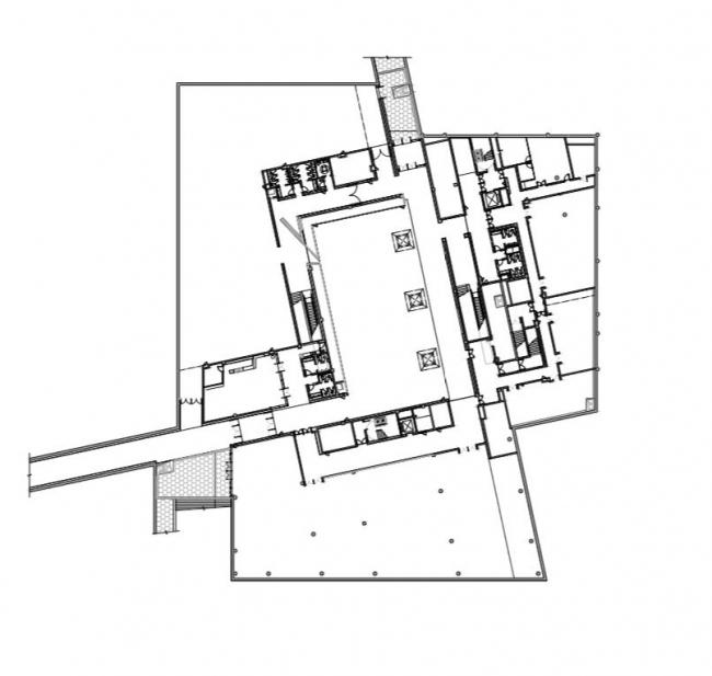 Выставочный зал доказательств преступлений японских захватчиков (Отряда 731) © Architectural Design & Research Institute of South China University of Technology