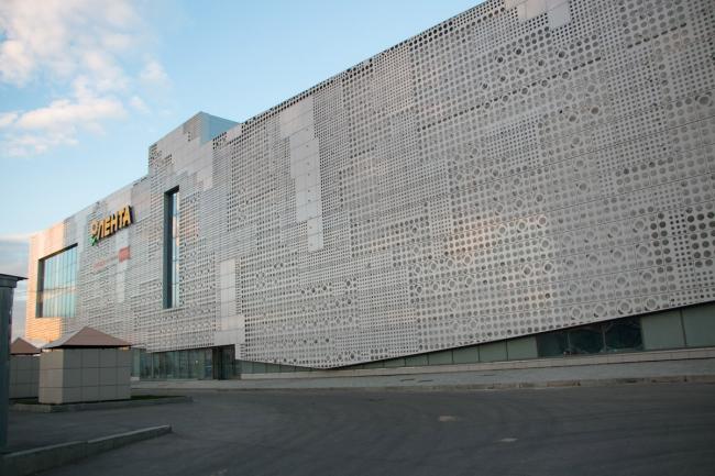 Торговый центр «Бутово Молл». Фотография © GRADAS