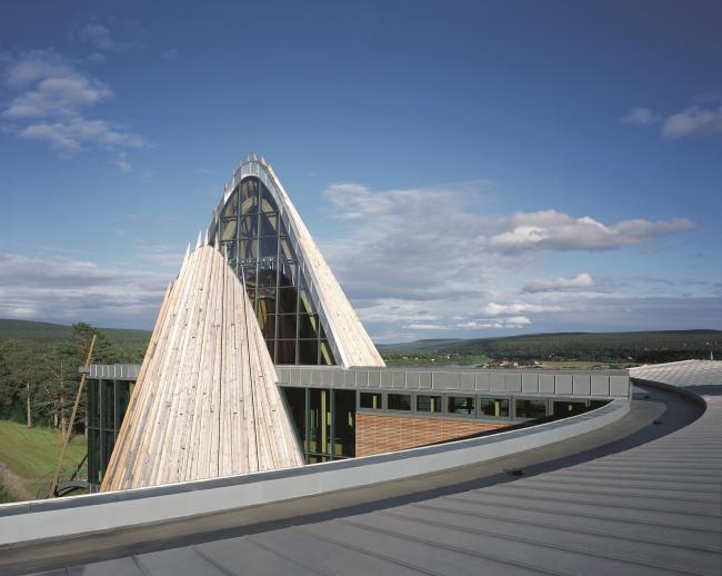 Парламент Лапландии в Карасйоке