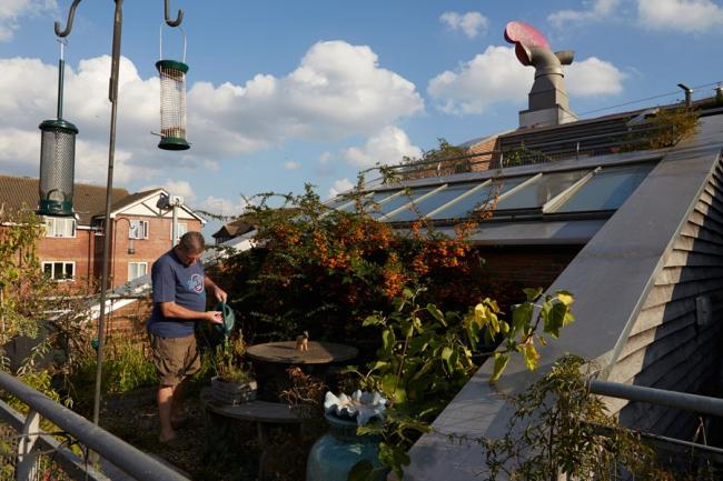 Экопоселок BedZED, Великобритания. Фотография: bioregional.com