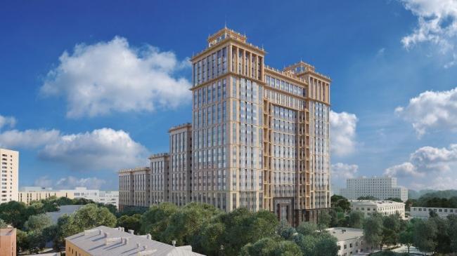 Жилой комплекс «Суббота». Изображение с сайта http://donstroy.com