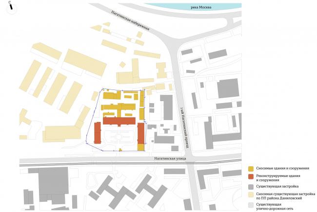 Многофункциональный комплекс «Ёлки-парк». Опорный план © Четвертое измерение
