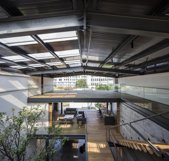 Дом MISA studio в Ханчжоу © WJ Design