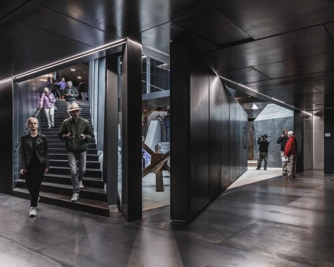 Музей «Тирпиц» © Rasmus Hjortshoj