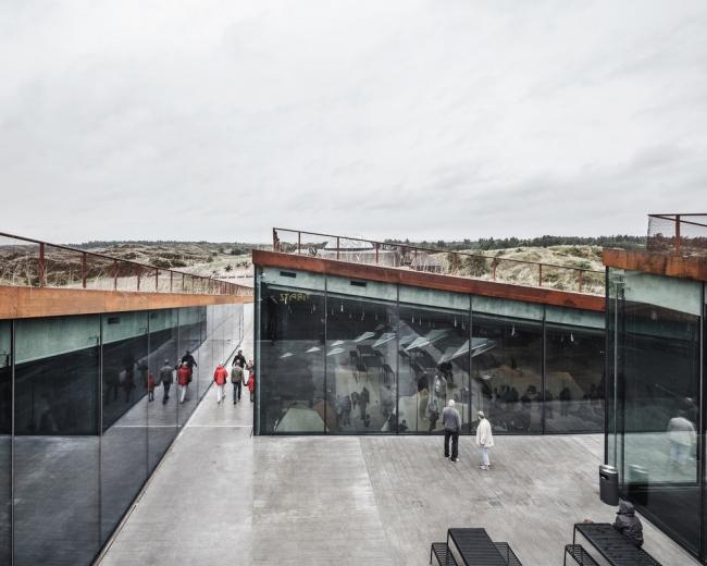 Музей «Тирпиц» © Rasmus Hjortshoj 2