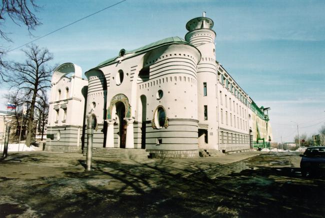 Банк «Гарантия», 1 очередь © Творческая мастерская Харитонова и Пестова