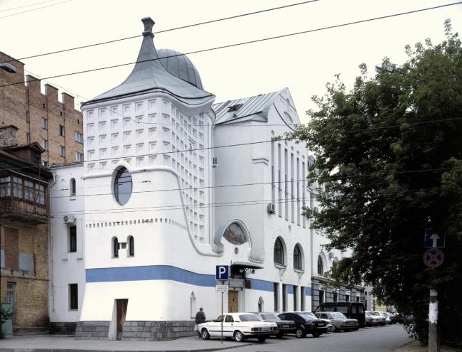 Административное здание «Башня-репродуктор» © Творческая мастерская Харитонова и Пестова