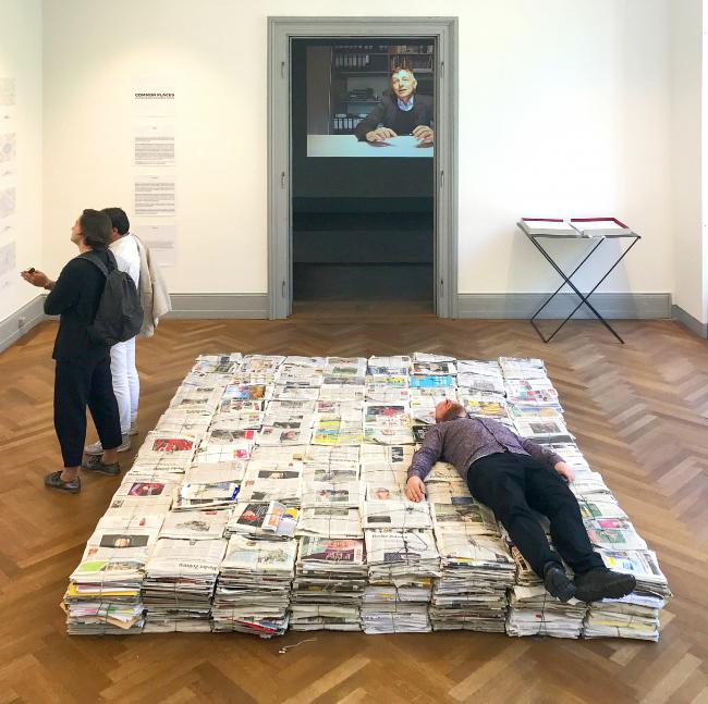 Forum Basel exhibition © COSMOS