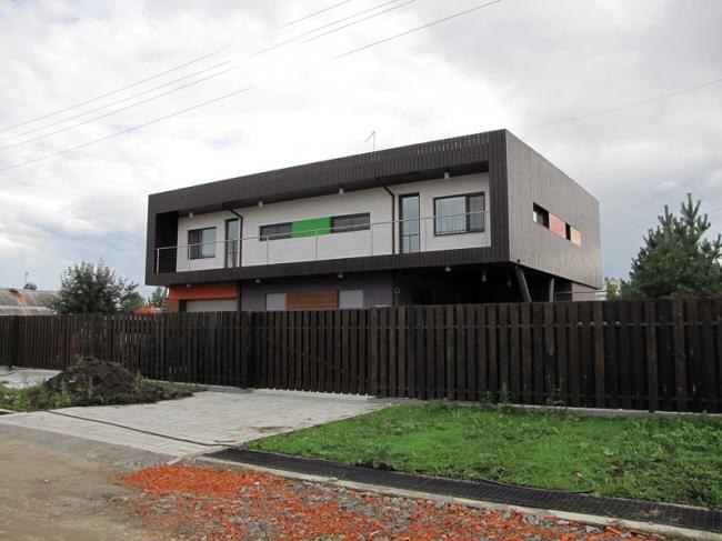 Типовой дом «Дом Кашино» © АБ «Нами»