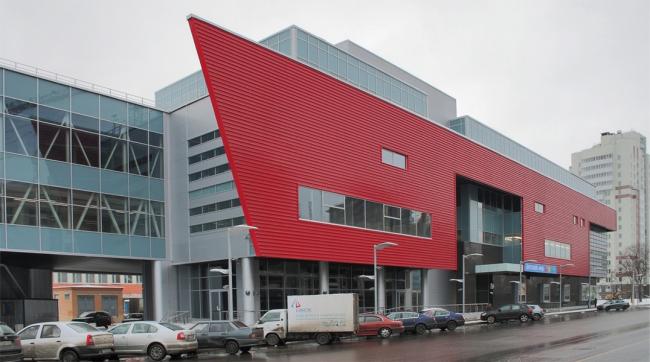 Торговый комплекс «Шкиперский молл» © Б2