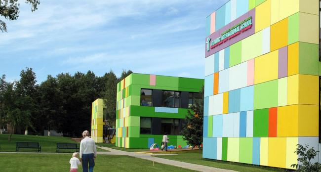 Реконструкция международного образовательного центра «Атлантик» – Сколково © Tolga Kezer Architecture