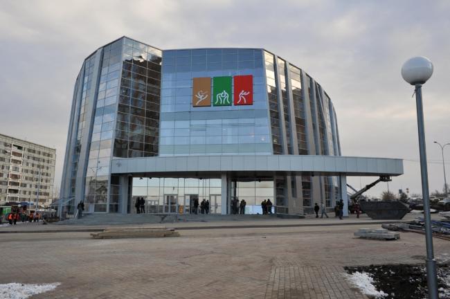 Губернский центр спорта «Кузбасс» © ООО «Арнау»