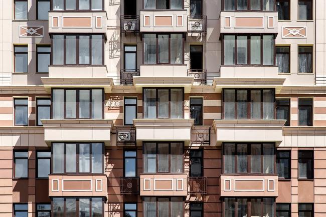 Дом на Рогожском валу © Мезонпроект
