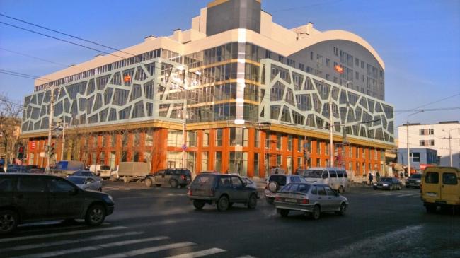 Жилой комплекс на Гражданском проспекте. Застройщик:  ООО «ВЕГА»
