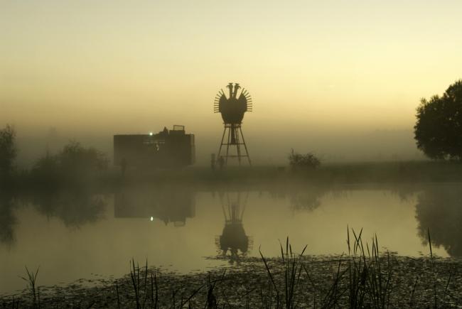 «Кибитка». Юрий Муравицкий и бюро А-ГА. Фотография © Дмитрий Павликов