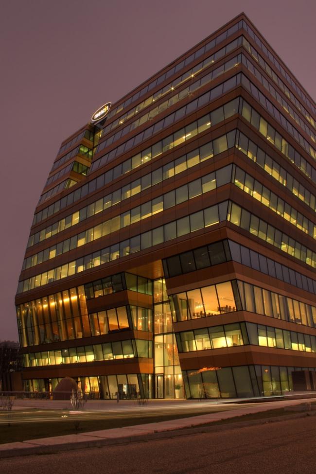 "Штаб-квартира компании ""Menzis"". Фото: Hugo via flickr.com. Лицензия CC BY-ND 2.0"