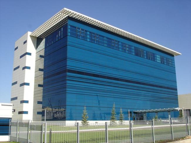 Центр обработки данных «МегаФон» в Самаре © Сергей Анатольевич Исков,  Александр Сергеевич Исаков