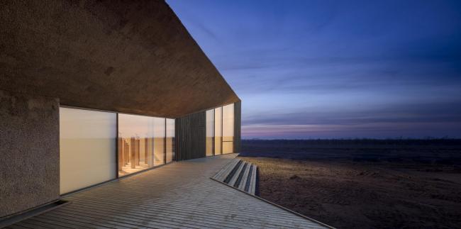Посетительский центр Ваттового моря © Adam Mørk