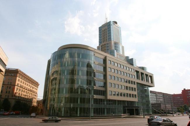 Многофункциональный комплекс на проспекте Академика Сахарова © Бюро АВ