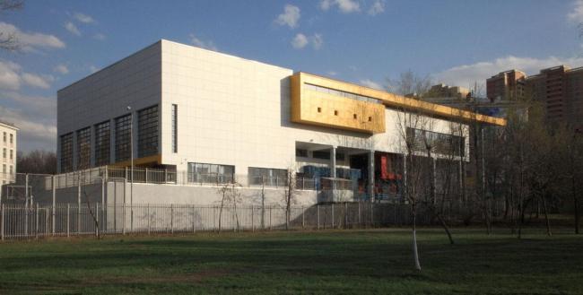 Учебный корпус школы №1311 © Архитектурная мастерская Коновальцевых «АРСТ»