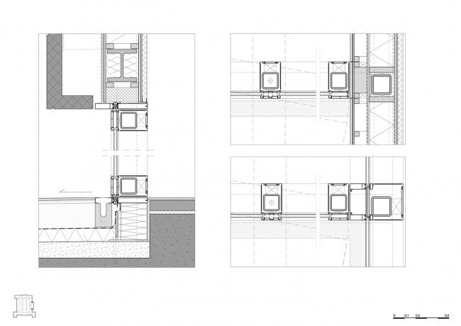 Административное здание B30 © KAAN Architecten