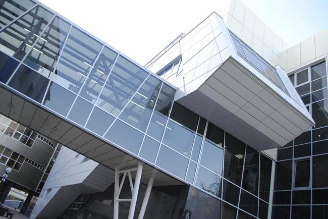 Расширение учебного блока Байкалского Государственного Университета экономики и права