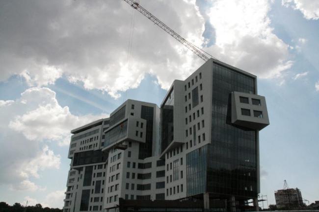 ЖК «Европейский» © Архитектурно-художественные мастерские архитекторов Величкина и Голованова