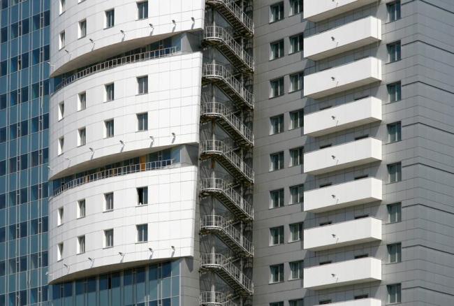 Бизнес-центр «Первая башня» © ПМ «Ардис»