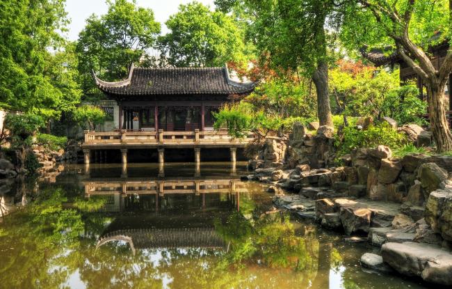 Императорские сады Северного Китая, которые станут прототипом для парка в Москве. Фото © ARTEZA