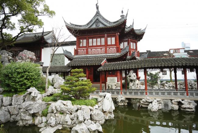 Императорские сады Северного Китая, которые станут прототипом для парка в Москве. Фото сделаны ARTEZA во время деловой поездки в Китай для изучения опыта проектирования подобных парков и общения с китайскими коллегами.