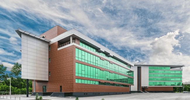 Офисный комплекс GREENPLEX © АРХ-Дизайн