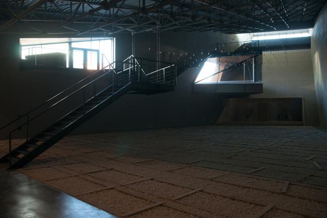 Музей-хранилище коньячного завода «Альянс 1892». Фотография © Глеб Леонов