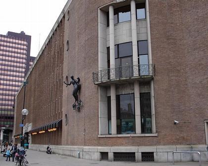 Здание банка ABN AMRO, улица Колсингел, 119