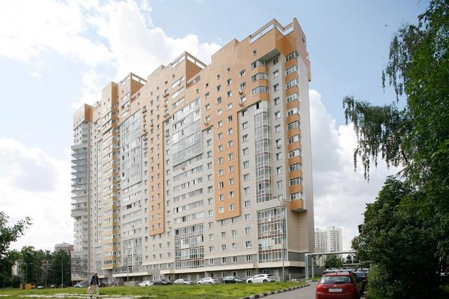 Жилой комплекс в Фили-Давыдково © ОАО «Моспроект»