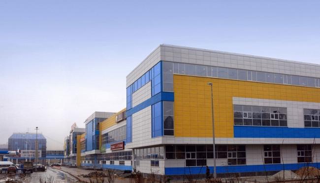 Реконструкция торгового центра «Гулливер» © ООО «Урбанизация»