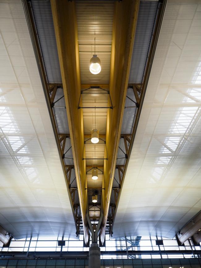 Аэропорт Осло – расширение © Dag Spant