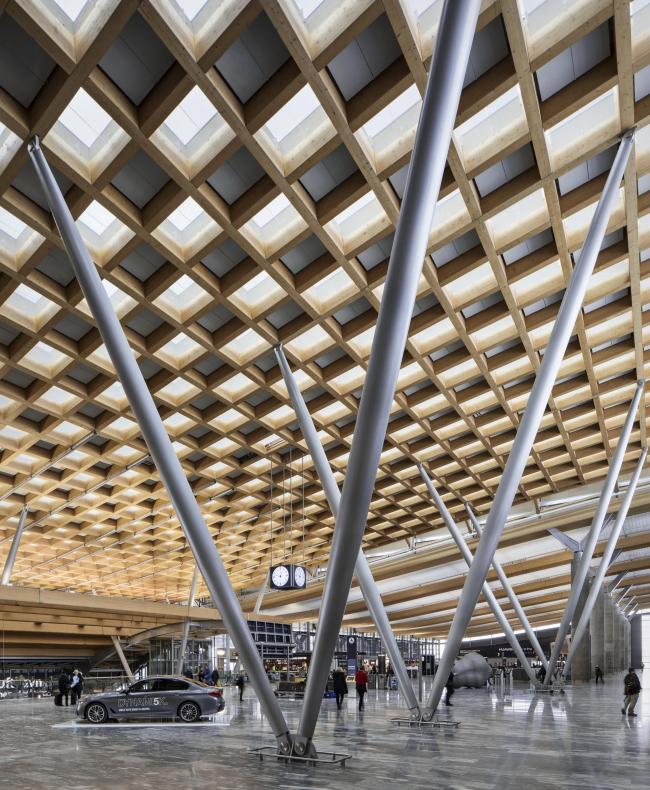 Аэропорт Осло – расширение © Ivan Brodey
