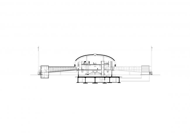 Аэропорт Осло – расширение © Nordic – Office of Architecture