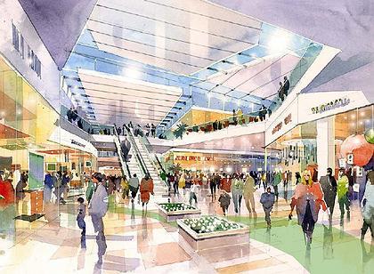 Торгово-развлекательный комплекс «Новокосино»