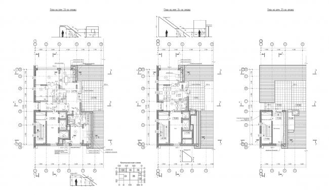 ЖК «4 сезона», верхние этажи-квартиры © АБ «Проспект»