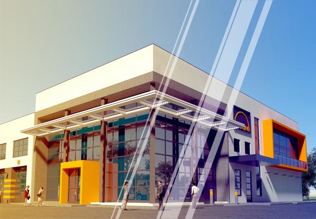 Станция технического обслуживания в г. Берёзовский © ООО «Аграф»