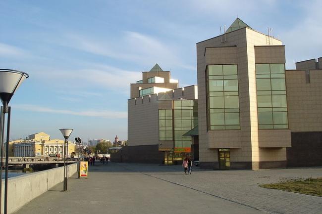 Челябинский краеведческий музей. Фото: Алекс7775 via Wikimedia Commons. Лицензия CC-BY-SA-3.0