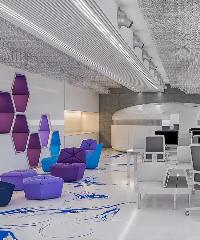Конкурсный проект архитектурного бюро After Space. Изображение предоставлено порталом ProjectNext