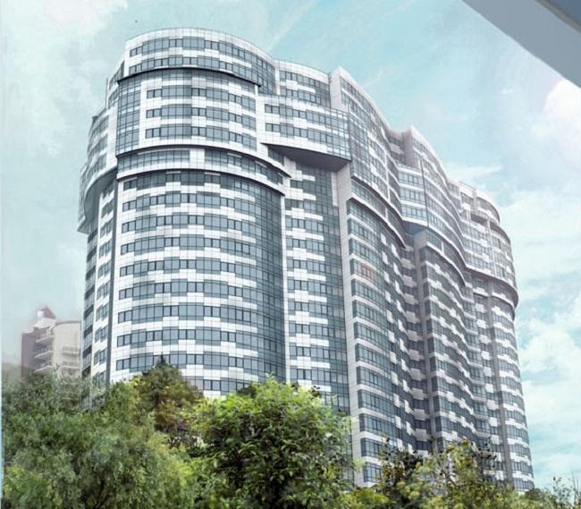 ЖК «Красная площадь» © Южная архитектурная компания