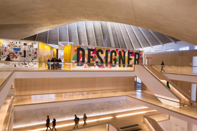 Музей дизайна в Лондоне © ARUP