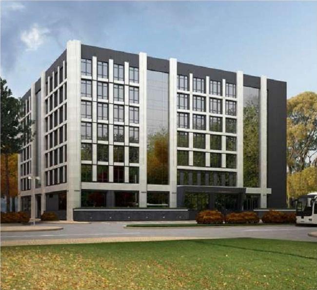 Культурно-административный центр в Одинцово © Архитектурная группа «АРКА»