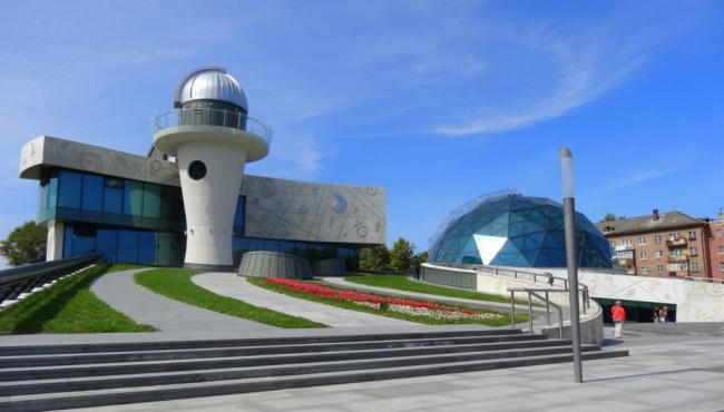 Планетарий в Ярославле © Гражданпроект + Концептор