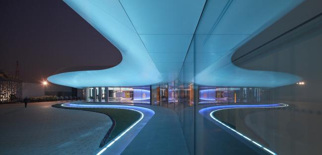 Штаб-квартира телекомпании «Аль-Джазира». Новое крыло © Hufton+Crow
