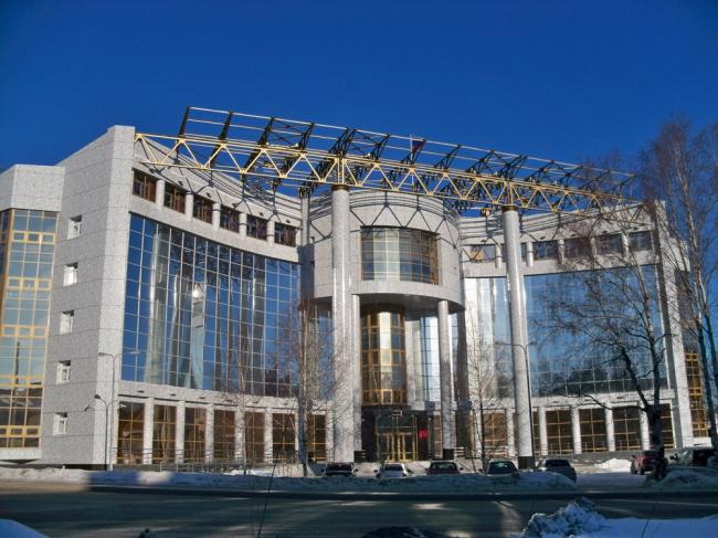 Окружной суд Ханты-Мансийска © ПИ «Венец»